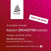 Babylon ORCHESTRA Soloists feat. Hani Mojtahedy