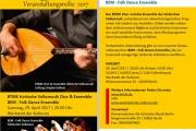 KLANGFARBEN 2017 >> Konzert BTMK türkische Volksmusik Chor & Ensemble / BEM Folk Dance Ensemble