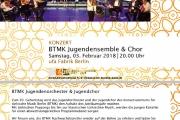 KONZERT BTMK Jugendchor & Jugendensemble